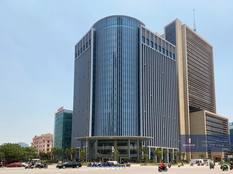 Top 5 tòa nhà cho thuê văn phòng cao cấp nhất quận Cầu Giấy