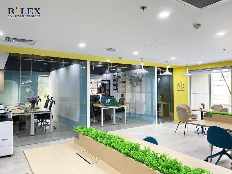 Văn phòng phù hợp với Startup