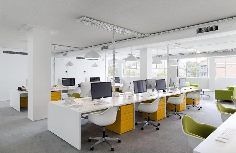 Văn phòng hạng C ngày càng nở rộ